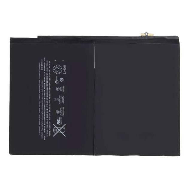 """iPad Air 2 9,7"""" batteri 7340 mAh 27,62 Wh Originalt"""