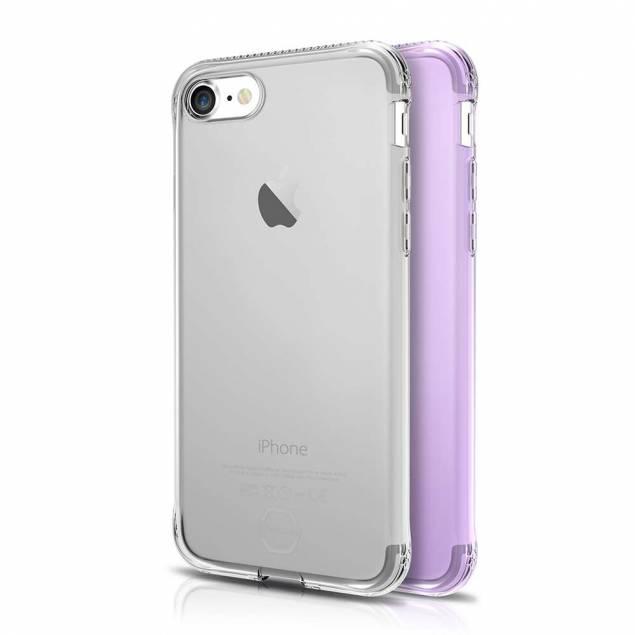 ITSKINS slim silikone Protect Gel iPhone 7 & 8 cover dobbelt 2x pakke