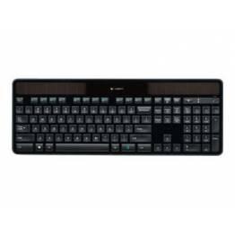 Logitech Wireless Solar K750 Tastatur Trådløs Nordisk