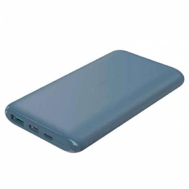 Aukey 10.000 mAh Powerbank m. USB-C & USB-A