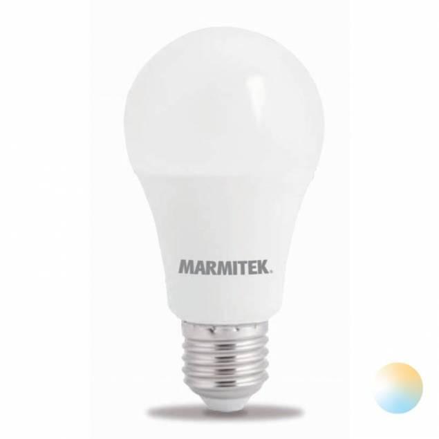 Marmitek Smart Wi-Fi LED glødelampe E27 6W i varm hvid