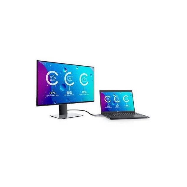 "Dell UltraSharp U2419HC 24"" m. IPS & USB-C"
