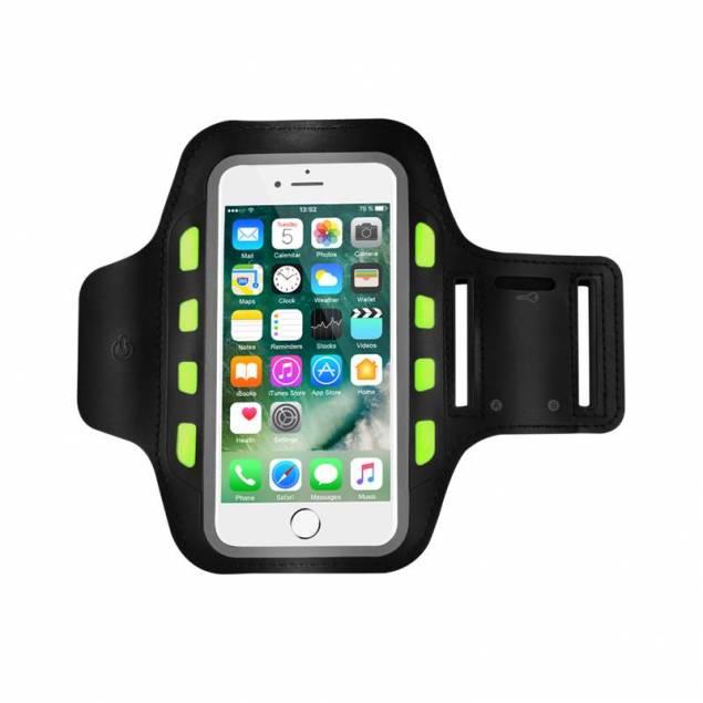 "Sinox Sports Løbearmbånd til iPhone op til 5"""