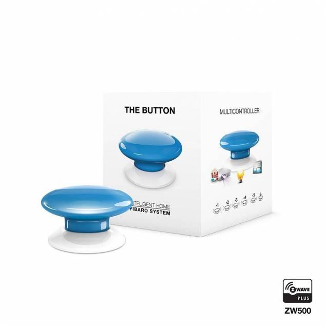 Fibaro The Button - blue