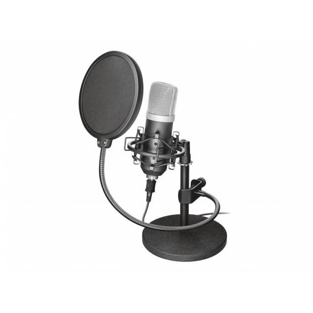 Trust Gaming Emita Mikrofon Kabling