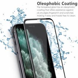 Det bedste beskyttelsesglas til iPhone 6/6s/7/8/Se