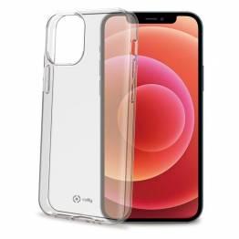 Celly Gelskin iPhone 12 Mini Soft TPU Cover