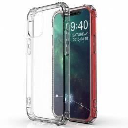 "iPhone 12 mini 5,4"" silikone cover med stødpuder"