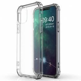 "iPhone 12 Pro Max 6,7"" silikone cover med stødpuder"