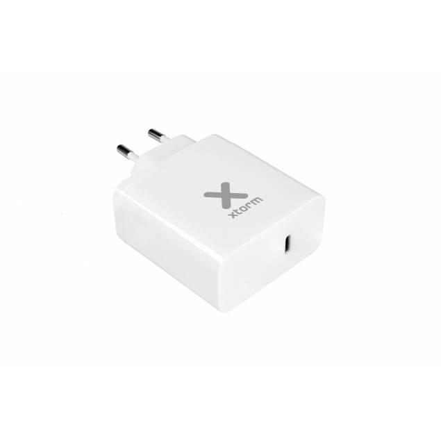 XTORMUSB-c oplader med 29W USB-C PD (iPhone QC og Macbook)